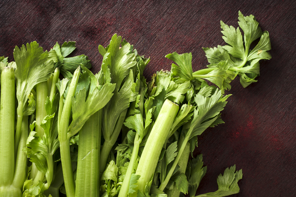 The Top 10 Health Benefits of Celery
